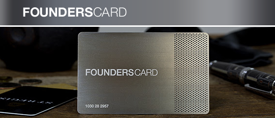 PACC Member: FoundersCard Networking Event London